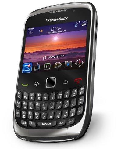 La Blackberry Curve es 3G