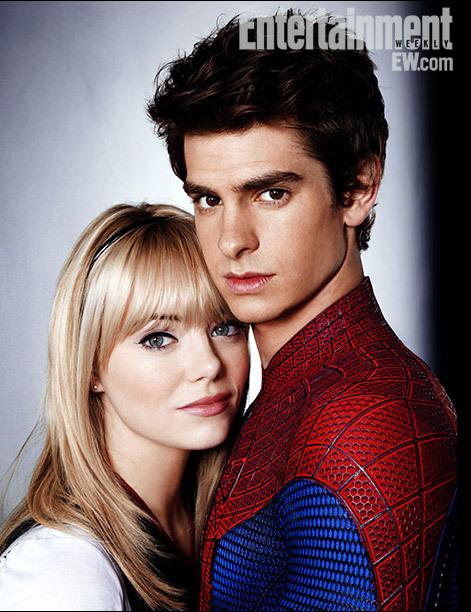 'The Amazing Spider-Man', nuevas imágenes
