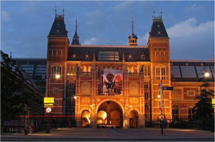 El Rijskmuseum cerrado hasta el 2013