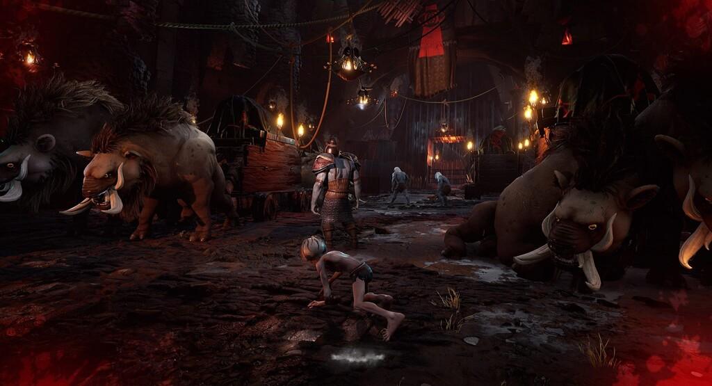 'El Señor de los Anillos: Gollum' estrena tráiler con gameplay: lo nuevo del universo de Tolkien es todo un videojuego de sigilo