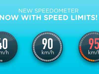 Waze ahora te informa si excedes el límite de velocidad