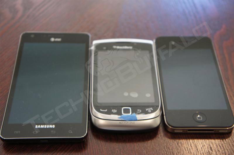 Foto de BlackBerry Torch 2 9810, más imágenes del nuevo híbrido de RIM (19/22)
