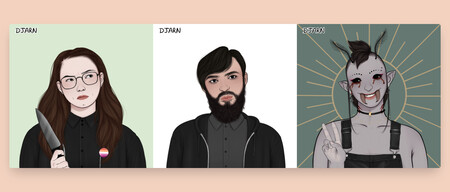 Esta web te deja crear un genial avatar personalizado hasta el último detalle