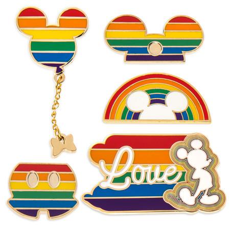 Disney Store Disney Rainbow 2