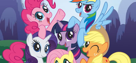 'My little pony', la evolución de los tiernos animalitos