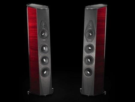 Sonus Faber Lilium, unas cajas acústicas con prestaciones de auténtico «superdeportivo»