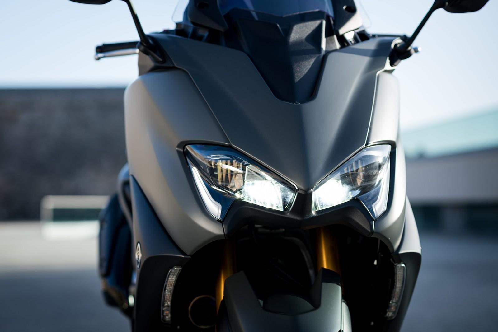 Foto de Yamaha TMAX 560 2020, prueba (2/30)