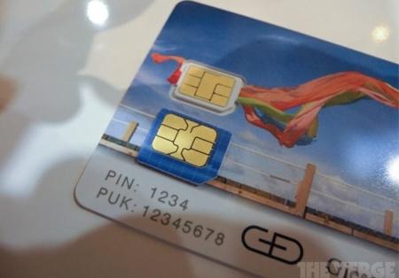 El ETSI decide que la propuesta de Nano-SIM de Apple será el futuro estándar