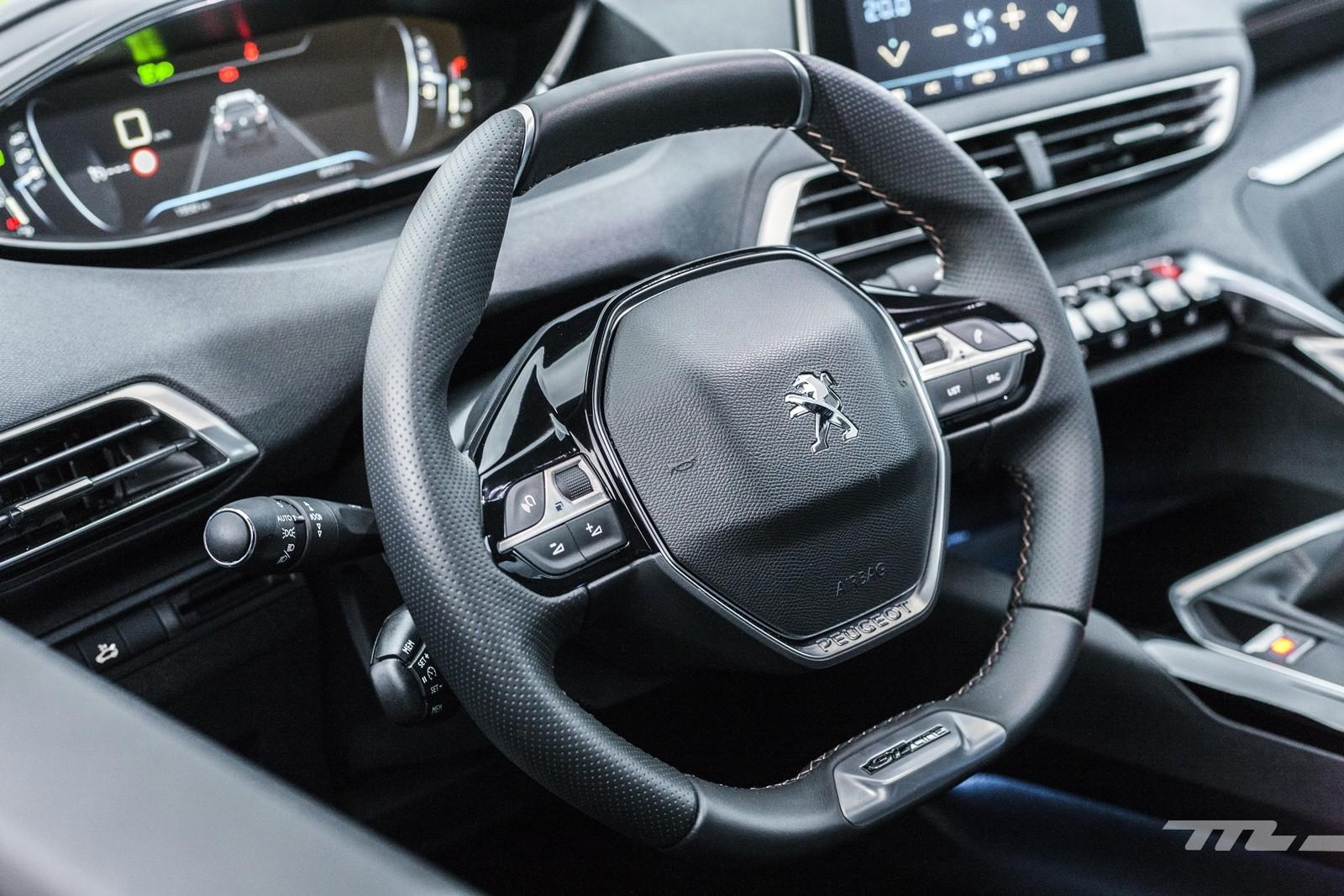 Foto de Peugeot 5008 2018, prueba (16/58)