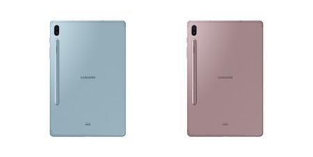 Samsung Galaxy Tab S6 Oficial Colores