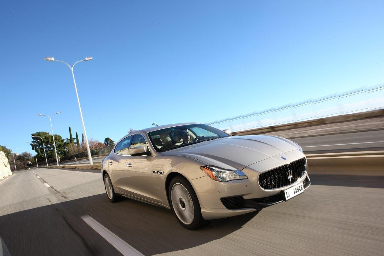 Foto de Maserati Quattroporte (2013) (19/47)