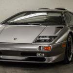 En venta y con 1,8 km, probablemente sea el Lamborghini Diablo SV mejor conservado del mundo