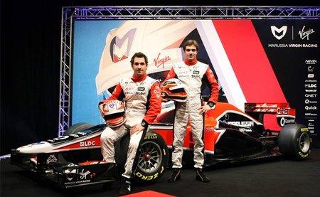 Resumen Fórmula 1 2011: Marussia Virgin Racing, muchos cambios, muchos problemas