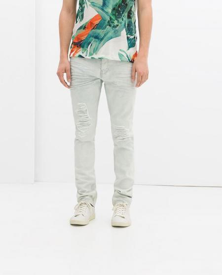 Zara Jeans Denism Primavera 2014