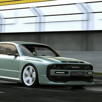 El E-Legend EL1 es la reencarnación del mítico Audi Quattro S1 en un coche eléctrico de más de 800 CV