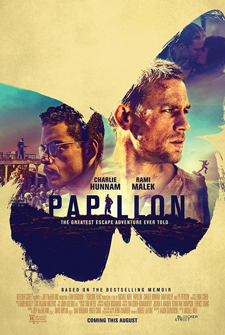 Cartel de Papillon