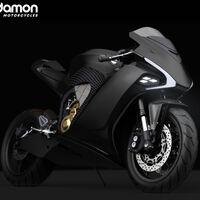 Damon HyperSport SE y SX: dos versiones más económicas de la moto eléctrica canadiense y con hasta 241 km de autonomía