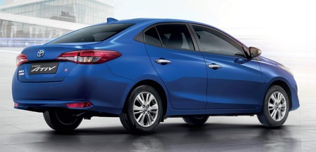 Toyota Yaris Sedan Mexico 2018 9