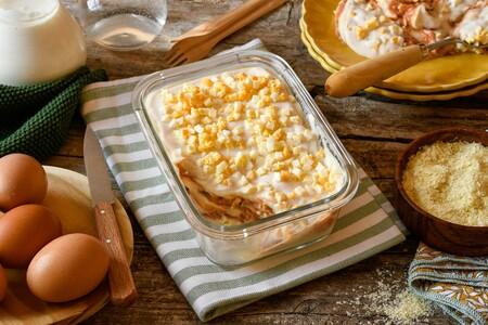 Pastel de patata con atún y huevo duro: receta con sabor a verano