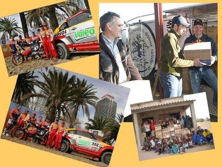 El Dakar solidario sigue adelante, Roma y Coma estarán en Mauritania