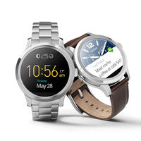 Q Founder, el smartwatch Android Wear de Fossil nos devela sus secretos en un vídeo 'teardown'