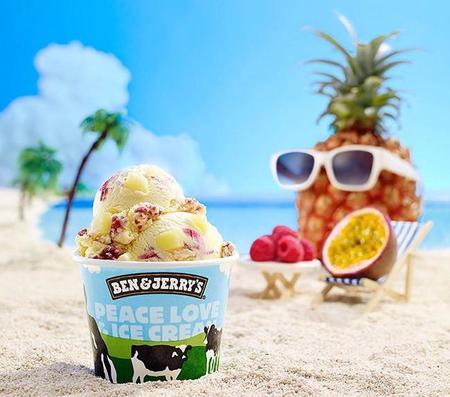 Ben & Jerry's podría vender un helado sabor cannabis, un ingrediente que se está convirtiendo en tendencia