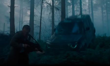 Land Rover Defender en 'No time to die'