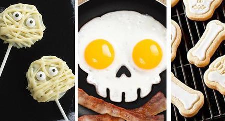 Piruletas momia, moldes calavera y demás delicias terroríficas de Halloween