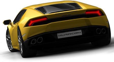 Así suena el Lamborghini Huracán