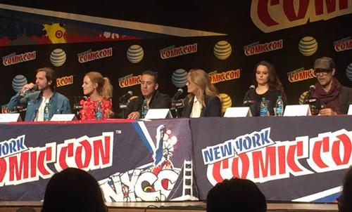 NYCC 2015: Primer día con '12 Monkeys', 'Banshee', 'Star Wars Rebels' y 'Juego de tronos'