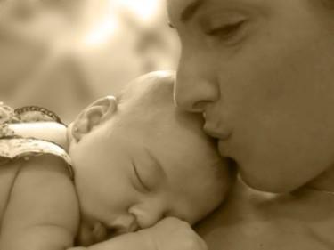 Nuria Fergó, otra madre orgullosa que presume de churumbel por Twitter