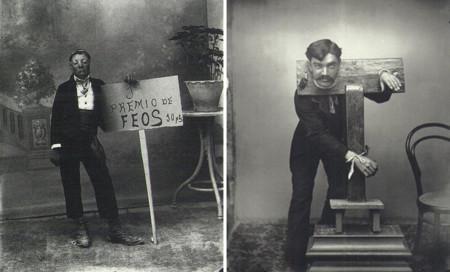 ¿Cómo serían las fotos de Facebook de los españoles de finales del siglo XIX?