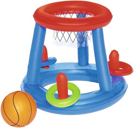 Canasta Hinchable Baloncesto