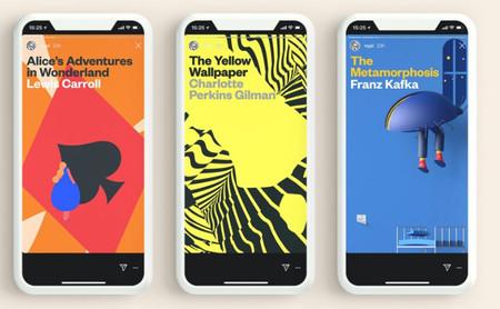 Nace una nueva forma de leer los clásicos: en 'stories', con artistas y gracias a Instagram y la Biblioteca Pública de Nueva York