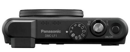 Panasonic LF1 desde arriba