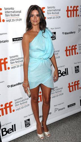 Penélope Cruz en el Festival de Toronto
