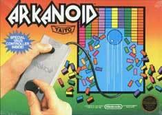 Arkanoid DS con una rueda de control