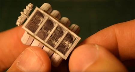 Ahora ya puedes fabricar tu propio V8 en papel gracias a estos planos