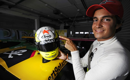 Albert Costa podría disputar la GP3 en 2013