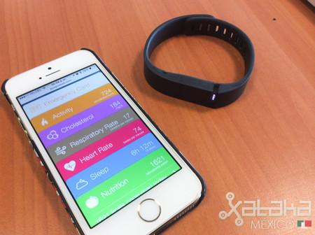 Prueba en tu iPhone cómo sería tener Healthbook con éste demo