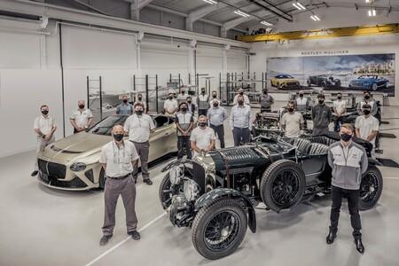 Primer Bentley Bacalar Fabricado 1