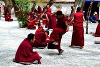 Tíbet (IV): Los tres monasterios tibetanos más importantes