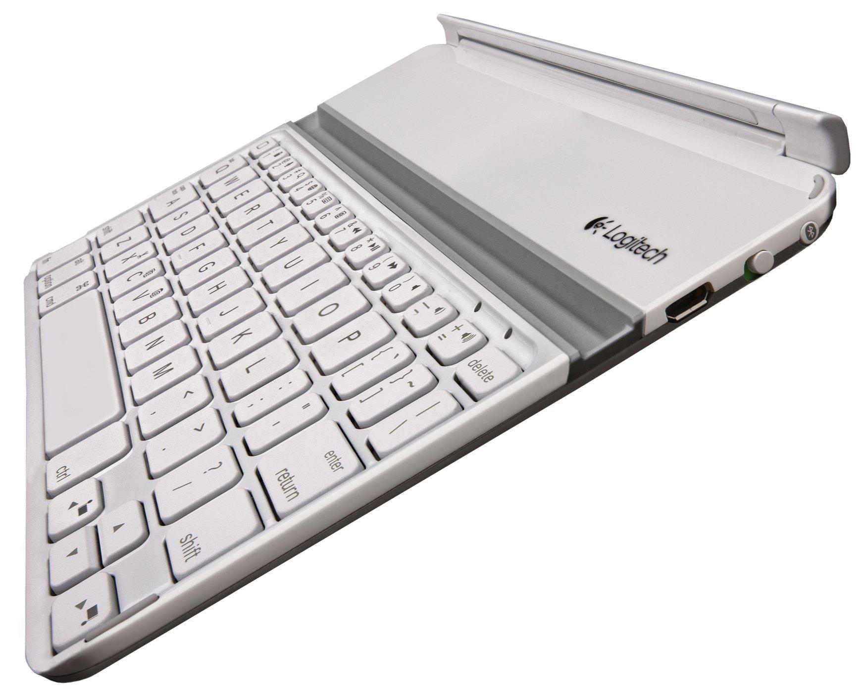 Foto de Logitech Ultrathin Keyboard mini (4/7)