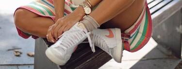 Las zapatillas Blazer Mid'77 de Nike son un básico que combina con todo y las tienes por menos de 50 euros por tiempo limitado