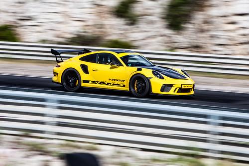 Probamos el Porsche 911 GT3 RS 2018, mucho más que un coche para brillar en los trackdays