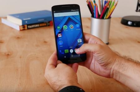 Motorola Moto X Play, con cámara Sony de 21,5 megapixeles, por 199 euros