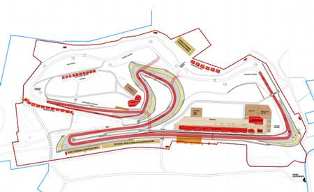 El proyecto para F1 de Donington Park tiene luz verde