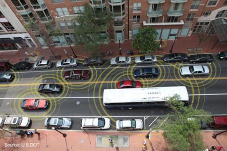 Vehiculo conectado urbano