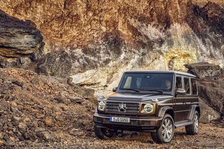 ¡Por fin! Así es el Mercedes-Benz Clase G 2018: más todoterreno que nunca pero tan G como siempre