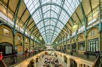 Covent Garden, un lugar fantástico e insólito en el que perderse (salvo en hora punta)